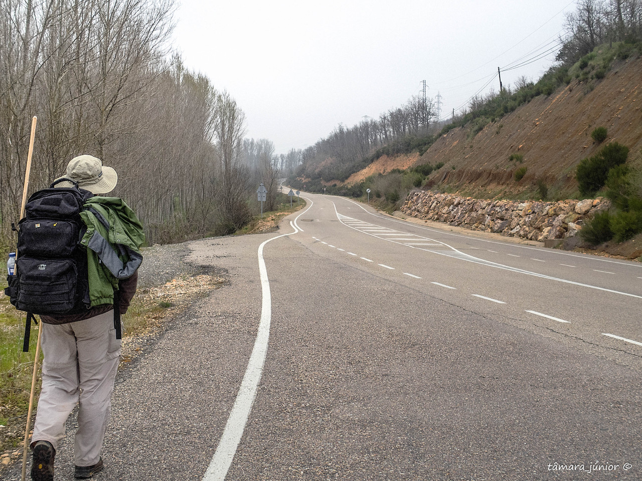 16.- 2016 - Caminho de São Salvador - Cabanillas-