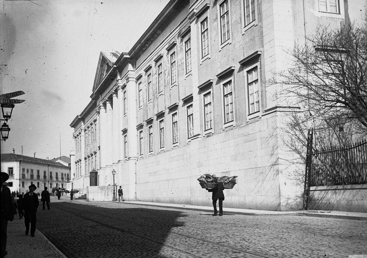 Escola Politécnica de Lisboa, foto de Augusto Bob
