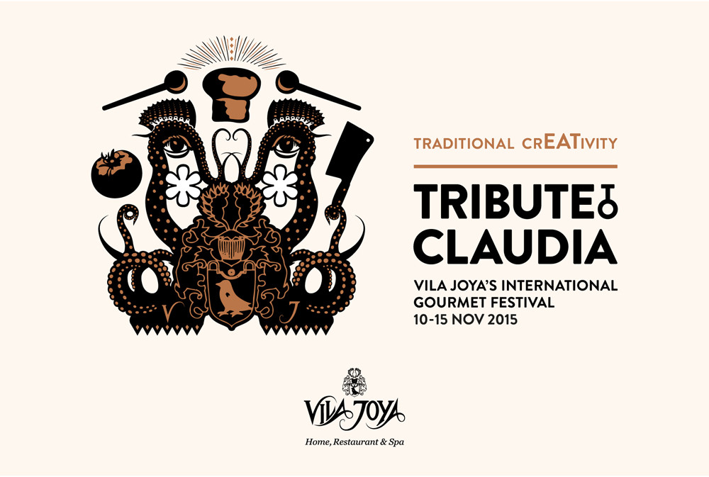 O regresso do... Tribute to Claudia
