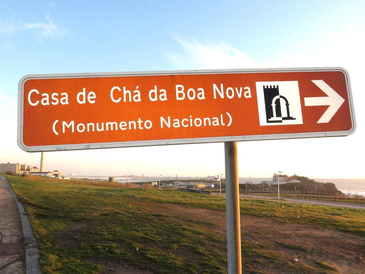 CASA DE CHÁ DA BOA NOVA