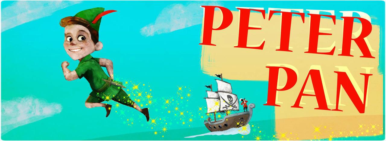 Peter Pan | Peça Byfurcação | Sugestão e Passatempo Maria das Palavras
