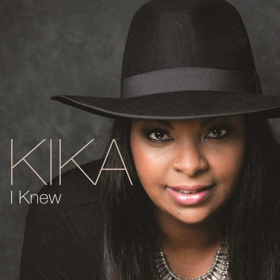 Kika 'I Knew' - Single Cvr.jpg
