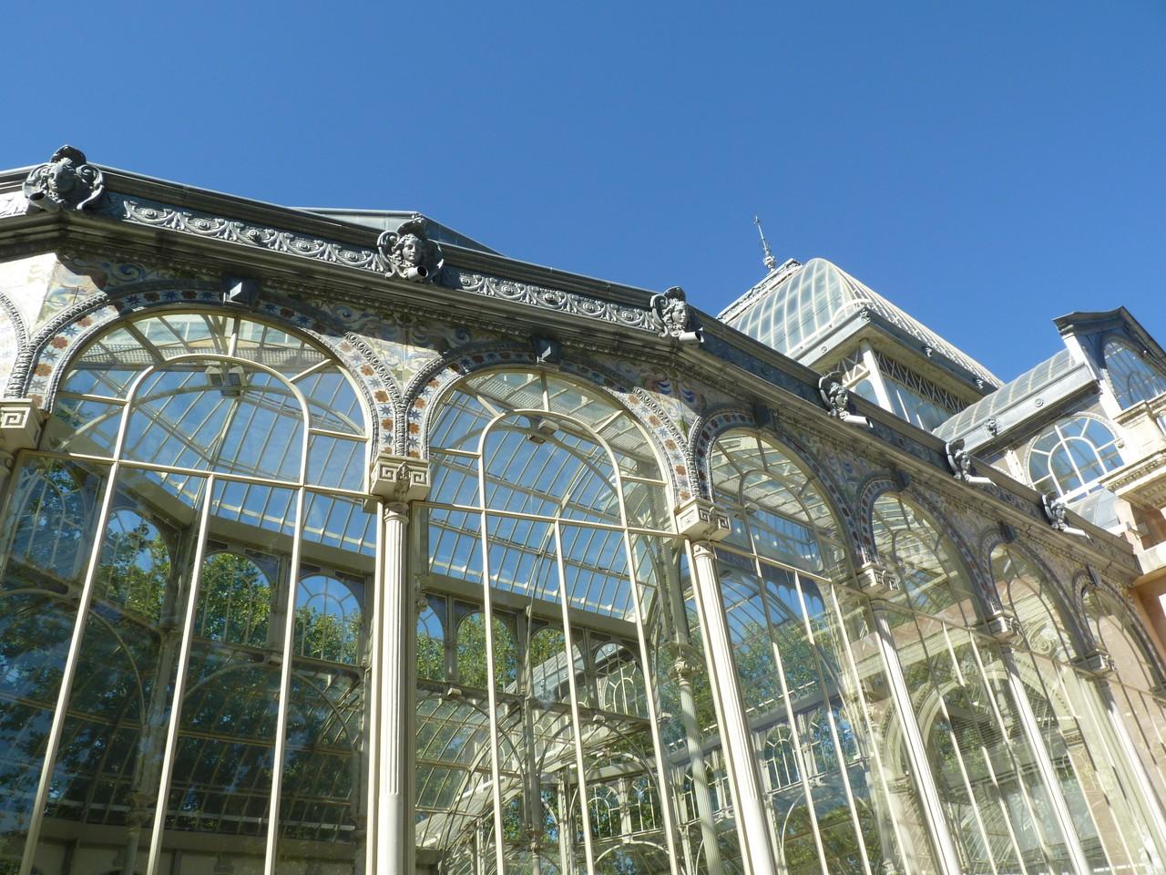 Romântica Madrid-Palácio de Cristal (6).JPG