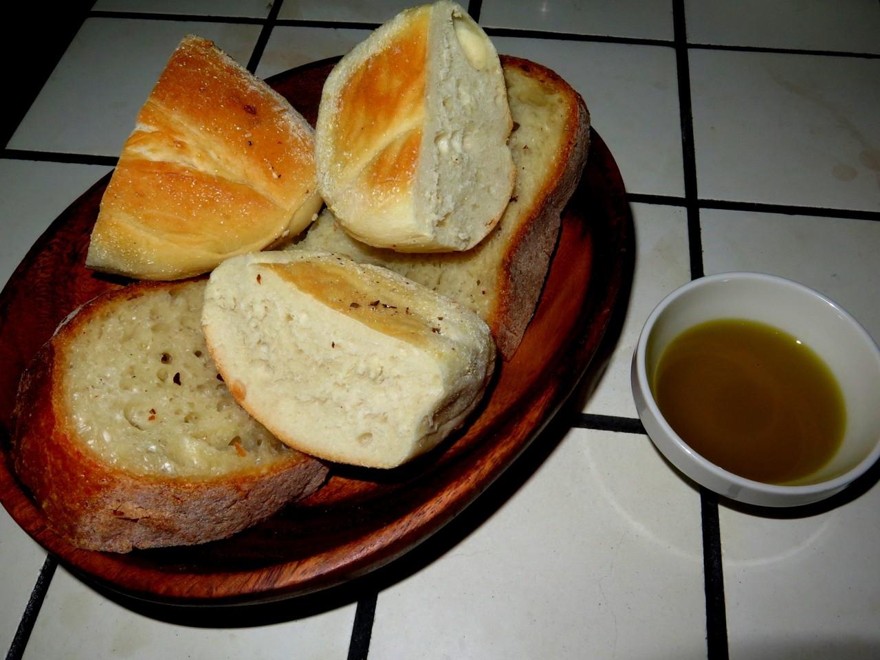 Pão & Azeite