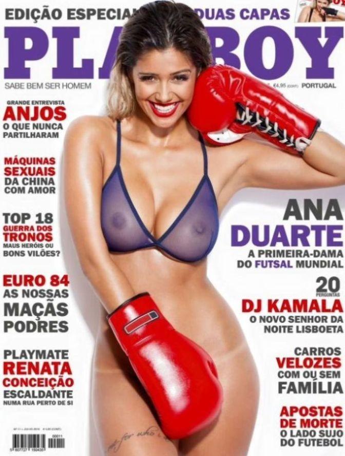 Ana Duarte capa