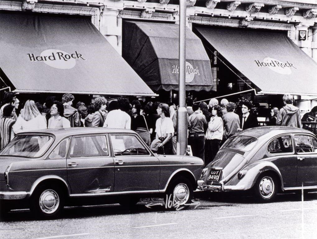 Hard Rock Cafe  London - Vintage Shot.jpg