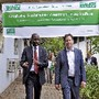 MOZAMBIQUE BRITAIN NICK CLEGG DIPLOMACY