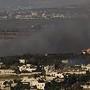 ISRAEL SYRIA UNREST