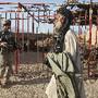 Afghanistan Patrolling Mission On Shewan