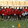Togo Soccer Team Attack