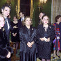 Pr Mário Soares Recebe Artistas No Palácio De Be