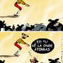 Espanha próxima do lixo