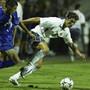 Estreia pela seleção portuguesa (20/08/03)