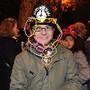 Britain New Year 2012
