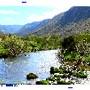 Rio Zezere no Vale Glaciar de Manteigas