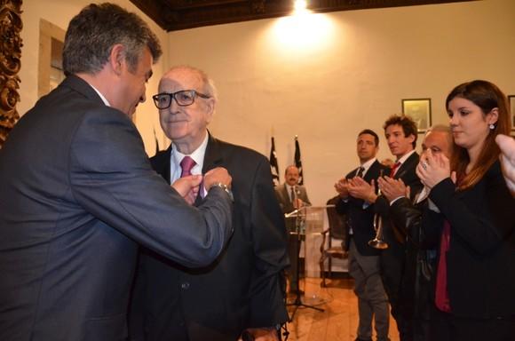 Medalha de Ouro - Mário Campilho