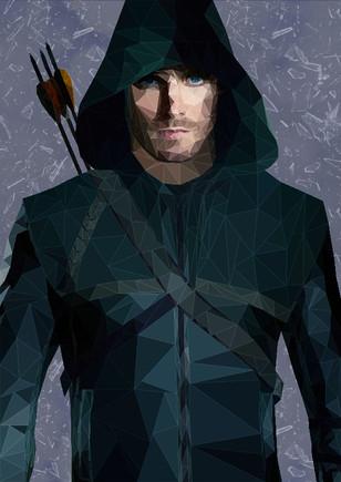 Arrow-Polygonal