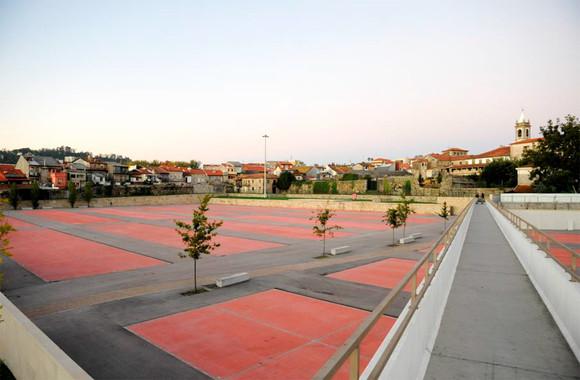Guimarães_Recinto_Feira_Estacionamento