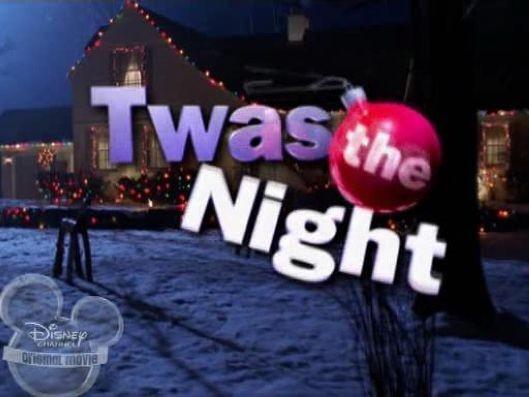'Twas the Night