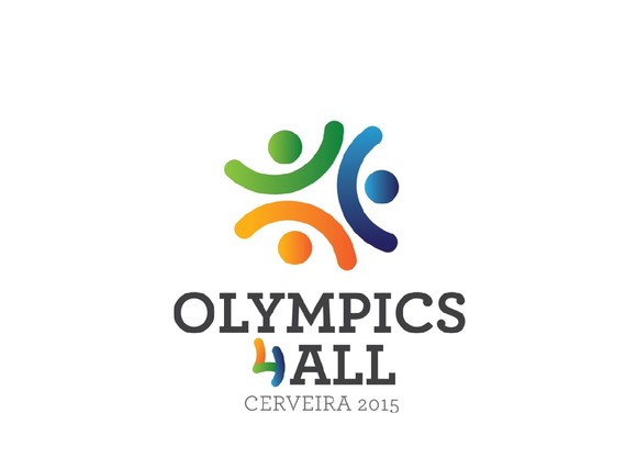 Olympics4All Logo