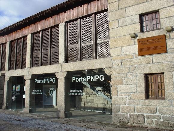 Museu de Vilarinho - Porta do PNPG