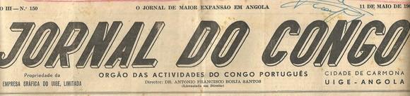 Jornal do Congo