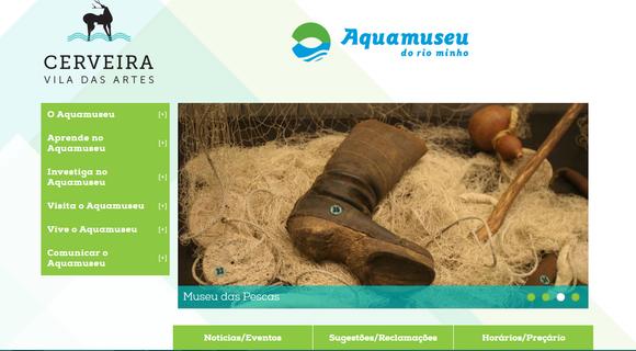 aquamuseu site