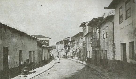 A Rua 1920