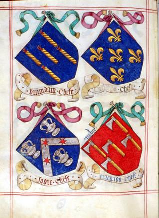Brasão de Sodré 1506-09