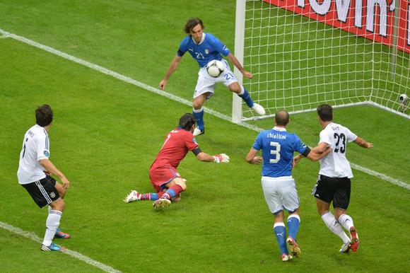 Alemanha - Itália