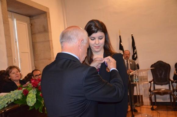 Medalha de Ouro - Adriana Ferreira