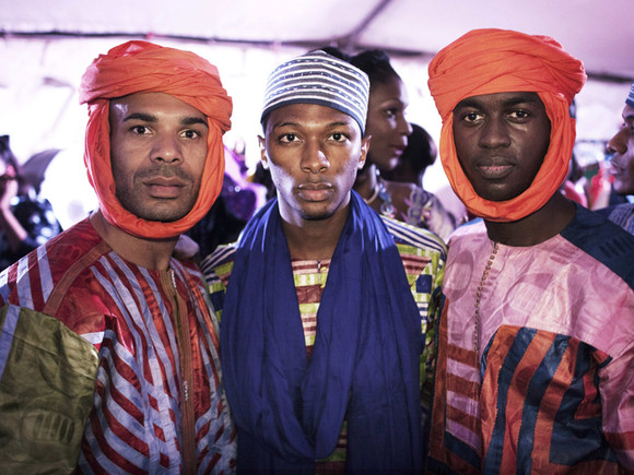 Dakar Fashion Week 2012
