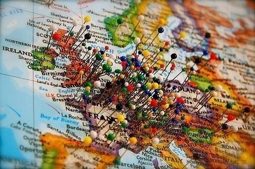viajar, europa