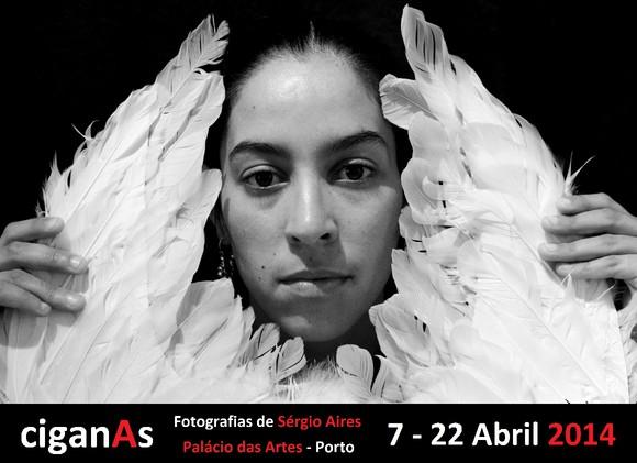 Exposição ciganAs - Porto - Abril 2014.JPG
