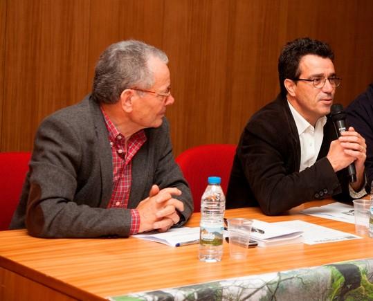 2 - Dr. Barroso da Fonte e Poeta João Luís Dias