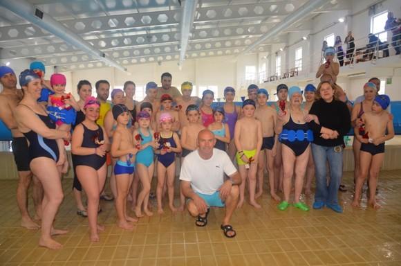 Torneio de Natação - Piscina Municipal de Cabece