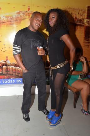 Adilson Santos e Titica