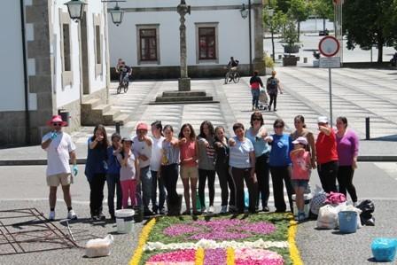 Tapetes Flores Corpo Deus Coura 2013 I