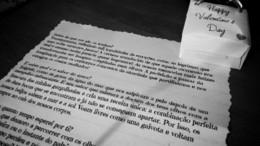 Carta de amor - Biografias por Encomenda
