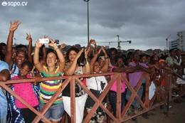 O público do Badja ku Sol   @foto Tó Gomes