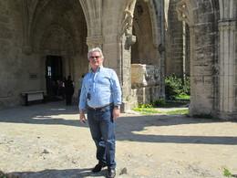 Chipre Norte-Mosteiro de Belapais 3.JPG