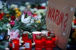 Homenagem às vítimas atentado, Berlim