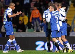 Taça: Oliveirense - FC Porto