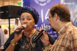 Celina Pereira e Luís Lobo