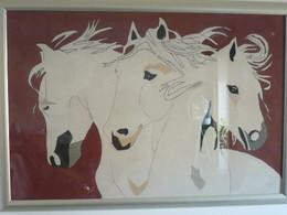 Lurdes Marinho, cavalos