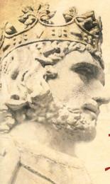 Pormenor da estátua em Coimbra