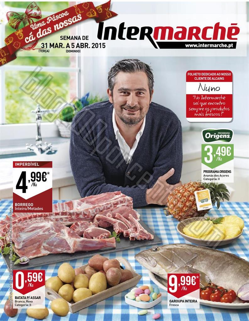 Antevisão Folheto INTERMARCHÉ Promoções de 31