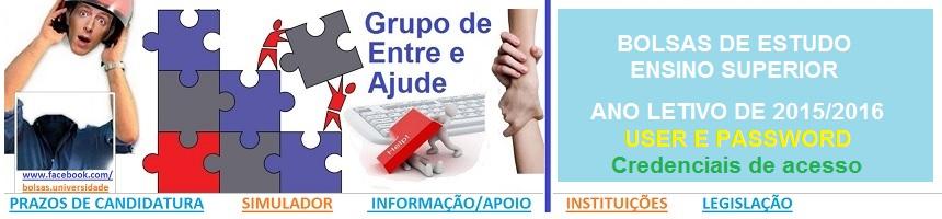 Bolsas de Estudo_Ensino Superior_2015_2016_Credenc