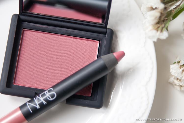 nars sex machine lipstick matte lip pencil blush d