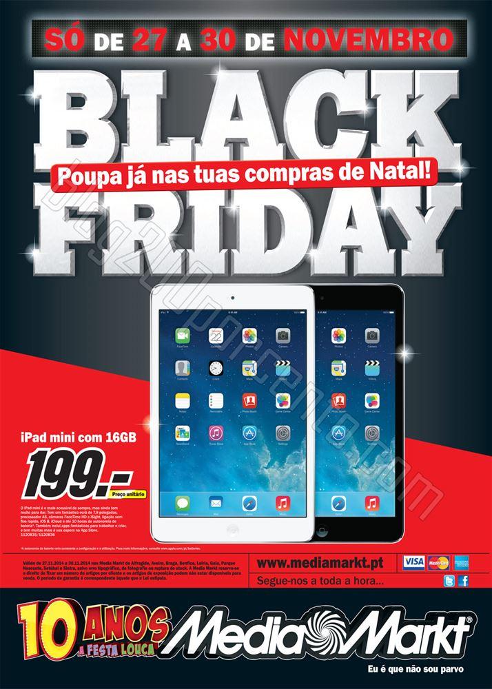 antevis o folheto media markt nacional black friday de 27 a 30 novembro blog 200 ltimos. Black Bedroom Furniture Sets. Home Design Ideas